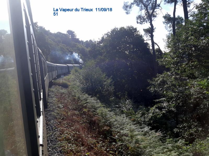 """DOSSIER 05 """" La Vapeur du Trieux """" balade du  11/09/2018 20180265"""