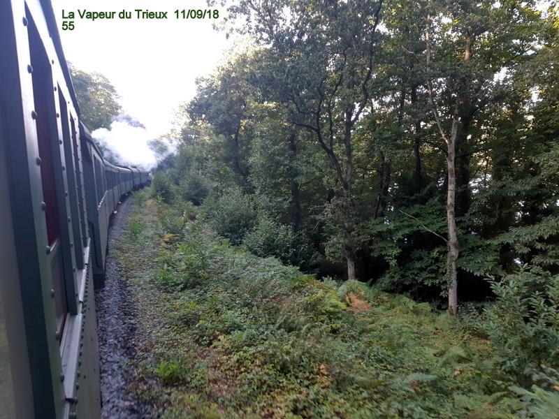 """DOSSIER 05 """" La Vapeur du Trieux """" balade du  11/09/2018 20180270"""