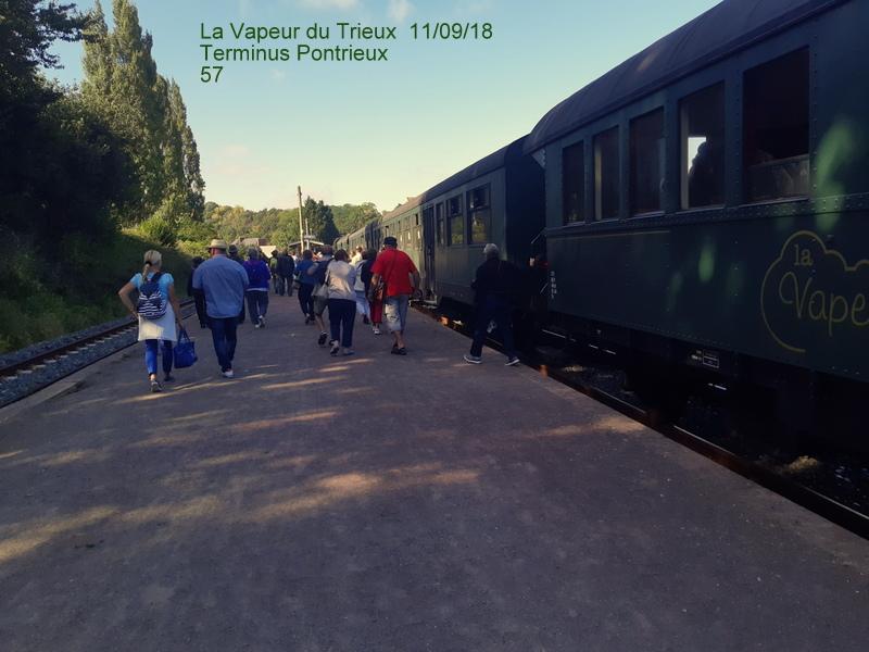 """DOSSIER 05 """" La Vapeur du Trieux """" balade du  11/09/2018 20180272"""