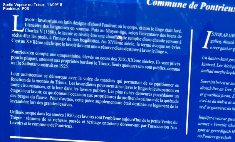 """DOSSIER 05 """" La Vapeur du Trieux """" balade du  11/09/2018 20180322"""