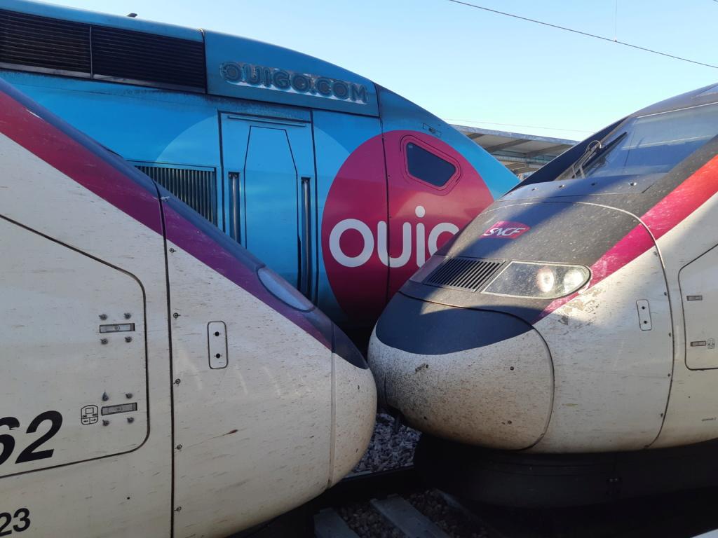 InOui-Ouigo en gare de Rennes 20/06/18 20180626