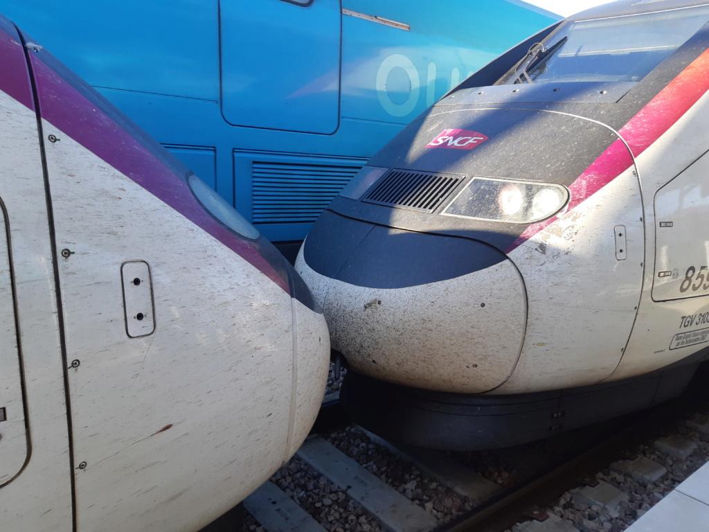 InOui-Ouigo en gare de Rennes 20/06/18 20180629