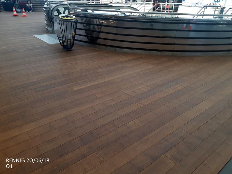 Gare de Rennes : point chantier 20/06/18 20180630