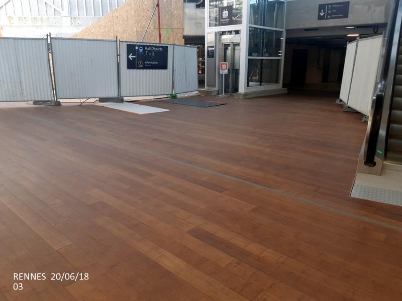 Gare de Rennes : point chantier 20/06/18 20180632