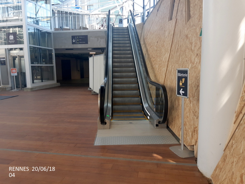 Gare de Rennes : point chantier 20/06/18 20180633