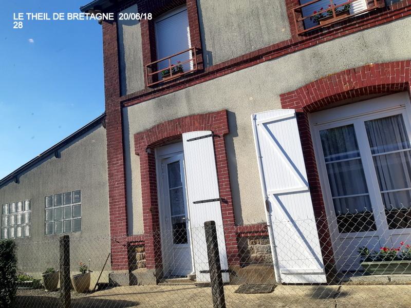 Ligne Rennes-Châteaubriant : Retiers Terminus (balade sur Janzé, Retiers 20/06/18) 20180668