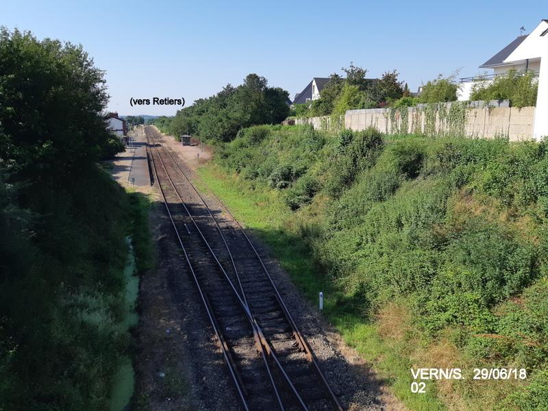 RETIERS -CHATEAUBRIANT : une ligne coupée depuis septembre 2017 20180696