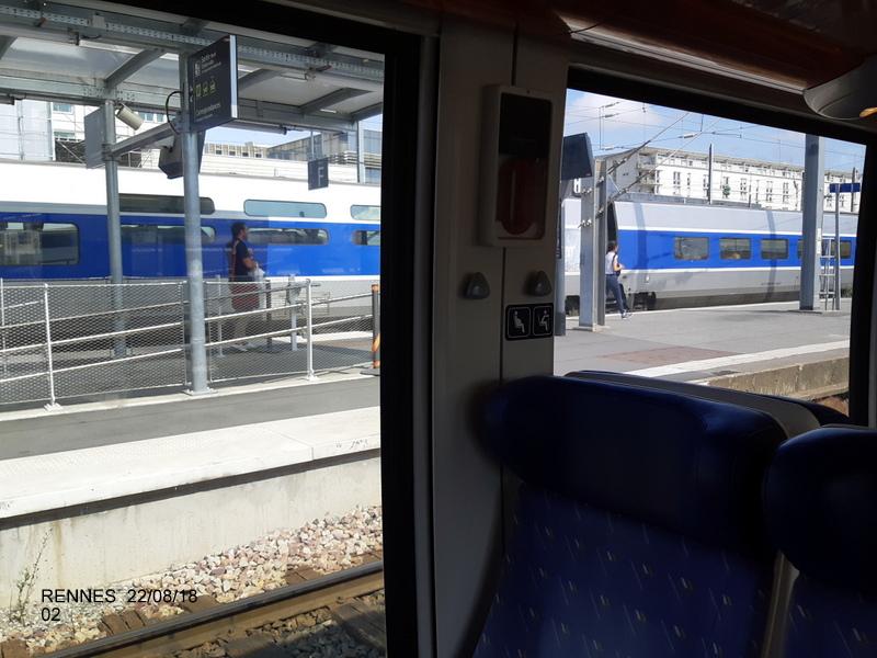 Petite balade Nantes 22/08/18 : Gare et chantier ligne A Tram 20180851