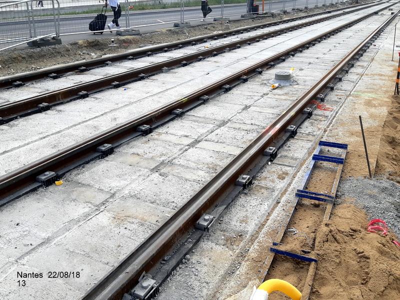 Petite balade Nantes 22/08/18 : Gare et chantier ligne A Tram 20180862