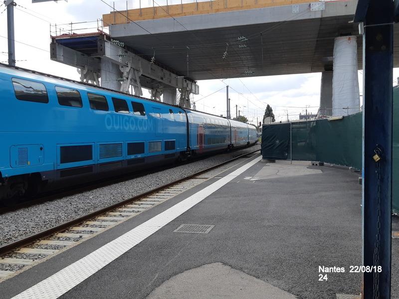 Petite balade Nantes 22/08/18 : Gare et chantier ligne A Tram 20180874