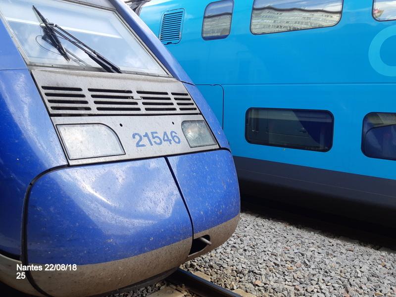 Petite balade Nantes 22/08/18 : Gare et chantier ligne A Tram 20180875