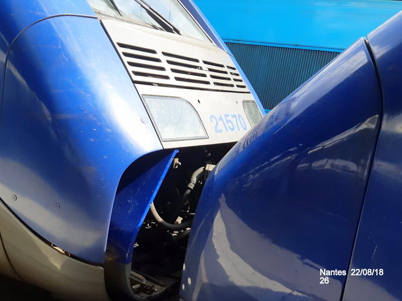 Petite balade Nantes 22/08/18 : Gare et chantier ligne A Tram 20180876