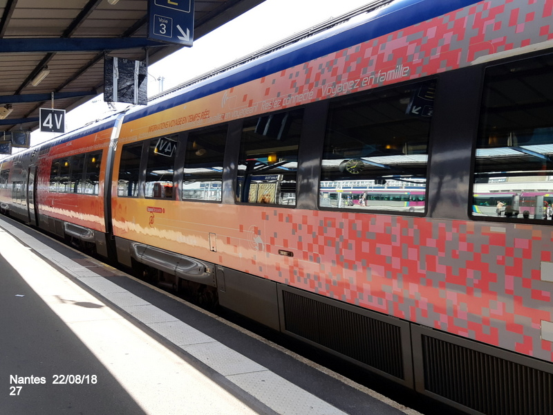 Petite balade Nantes 22/08/18 : Gare et chantier ligne A Tram 20180877