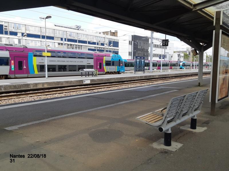 Petite balade Nantes 22/08/18 : Gare et chantier ligne A Tram 20180881