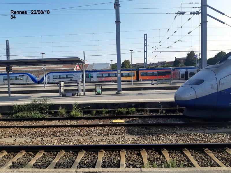 Petite balade Nantes 22/08/18 : Gare et chantier ligne A Tram 20180884