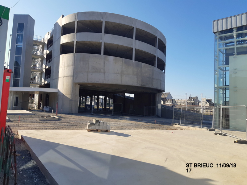 GUINGAMP-ST BRIEUC  11/09/18 20180963