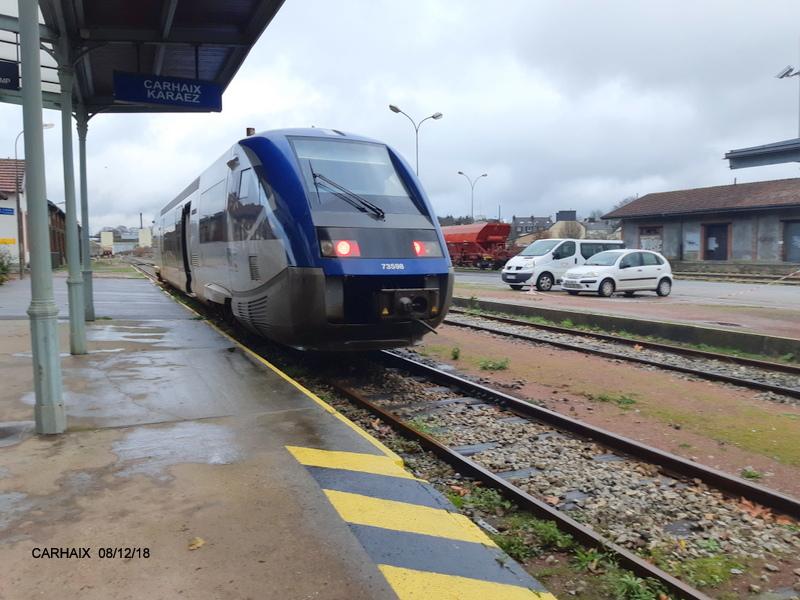 Carhaix - Guingamp  08/12/18   20181217