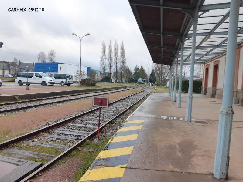 Carhaix - Guingamp  08/12/18   20181218