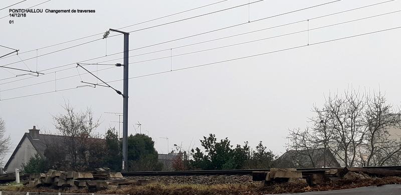 Ligne Rennes-St Malo : halte de Pontchaillou (14/12/18) 20181225
