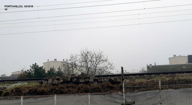Ligne Rennes-St Malo : halte de Pontchaillou (14/12/18) 20181226