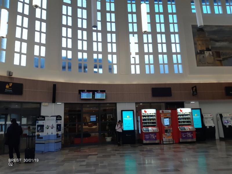 Balade Brest (TER-Tram et Téléphérique) 30/01/19 20190225