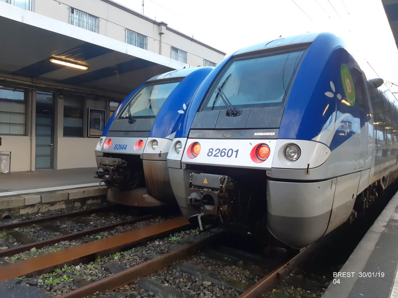 Balade Brest (TER-Tram et Téléphérique) 30/01/19 20190226