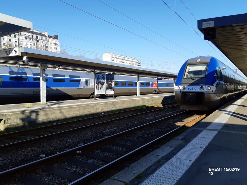 Balade Brest (TER-Tram et Téléphérique) 30/01/19 20190327