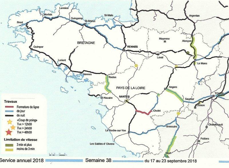 Chantiers SNCF RESEAU Bretagne-Pays de la Loire Septembre 2018 Image116