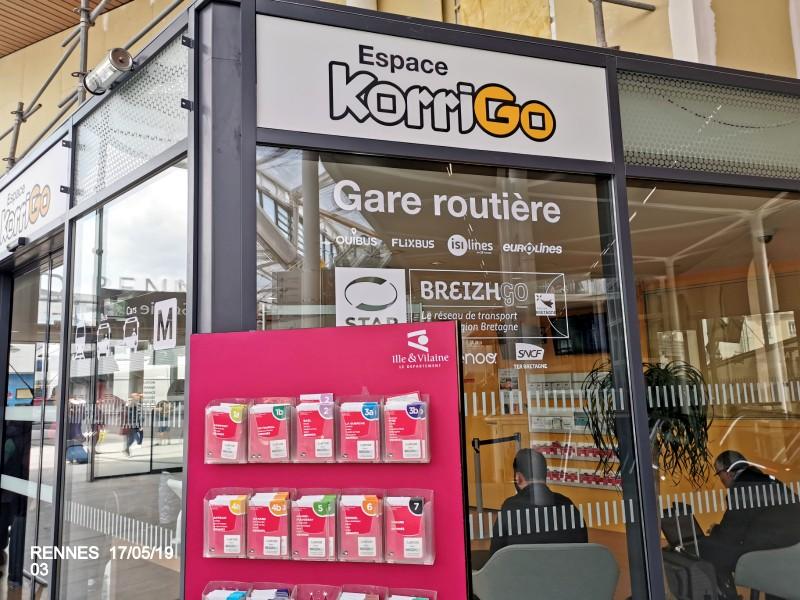 Gare de Rennes. 17/05/19 Img_2022