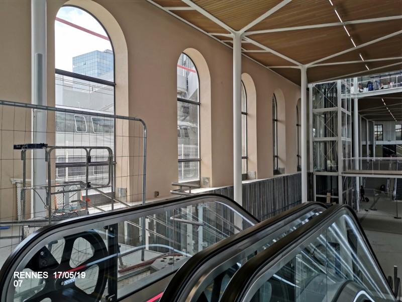 Gare de Rennes. 17/05/19 Img_2025