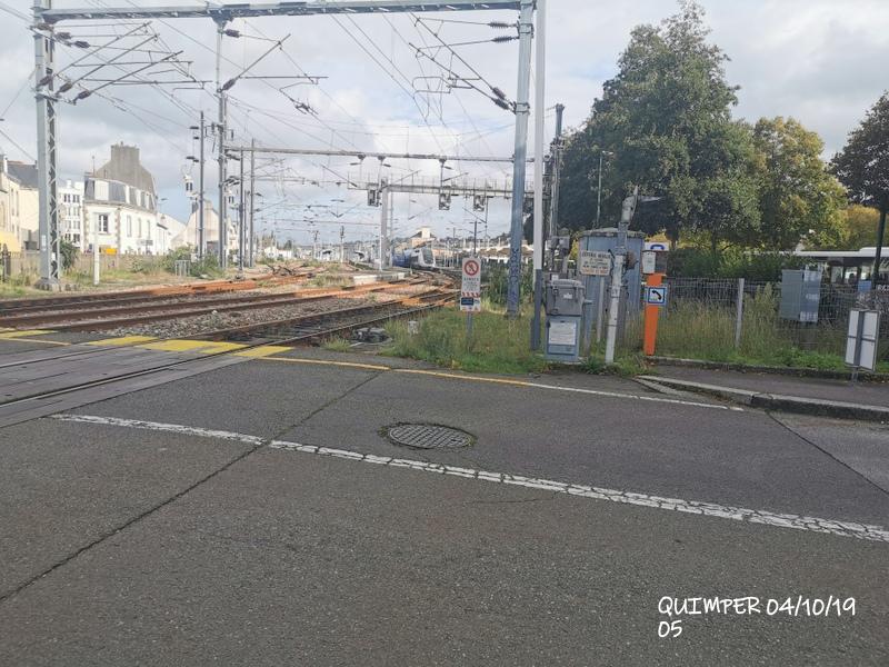 En gare de Quimper le 04/10/19 et le 06/10/19 Img_2259