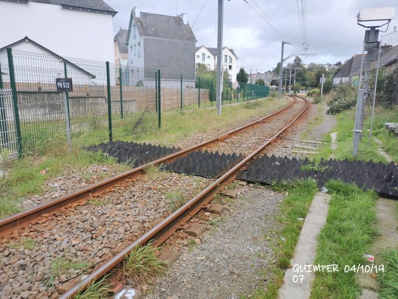 En gare de Quimper le 04/10/19 et le 06/10/19 Img_2261