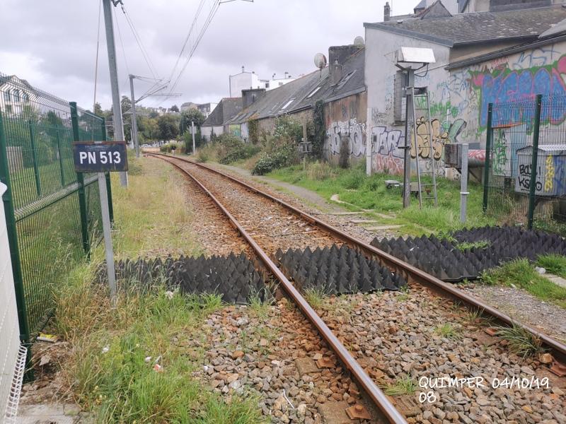 En gare de Quimper le 04/10/19 et le 06/10/19 Img_2262