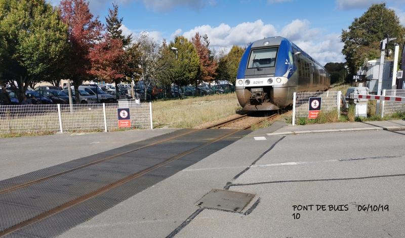 Ligne Quimper-Landerneau (Brest) Halte de Pont de Buis 06/10/19 Img_2301