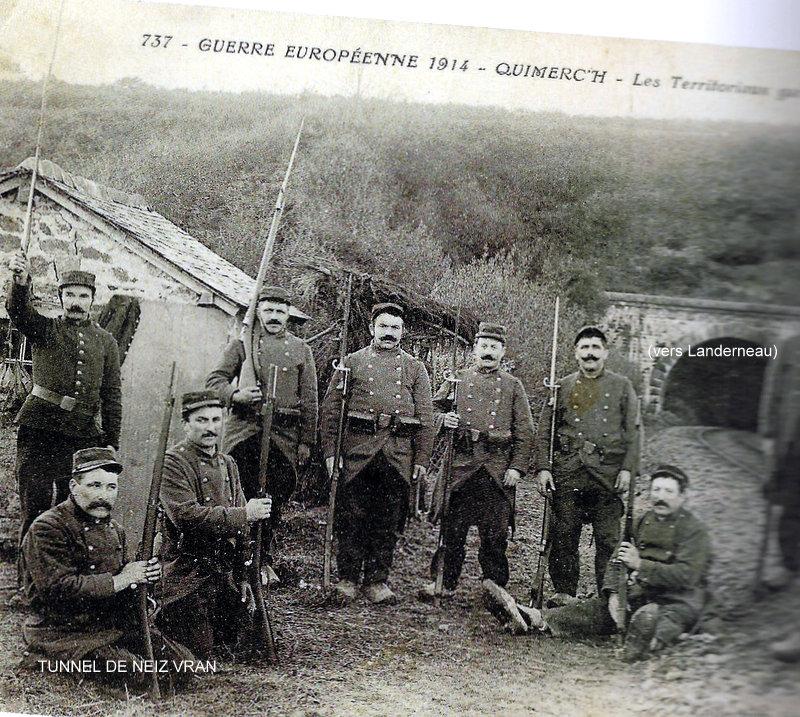 Pont de Buis dans les années 1914/18 : le rail au service de la guerre Scan-038