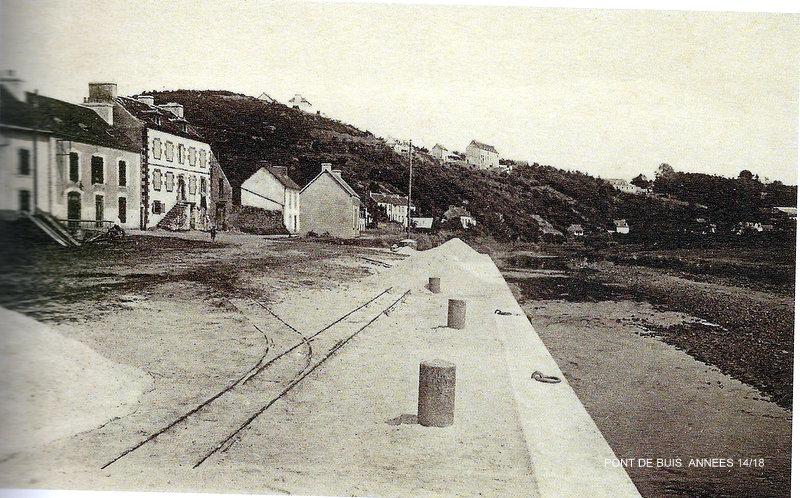 Pont de Buis dans les années 1914/18 : le rail au service de la guerre Scan-041