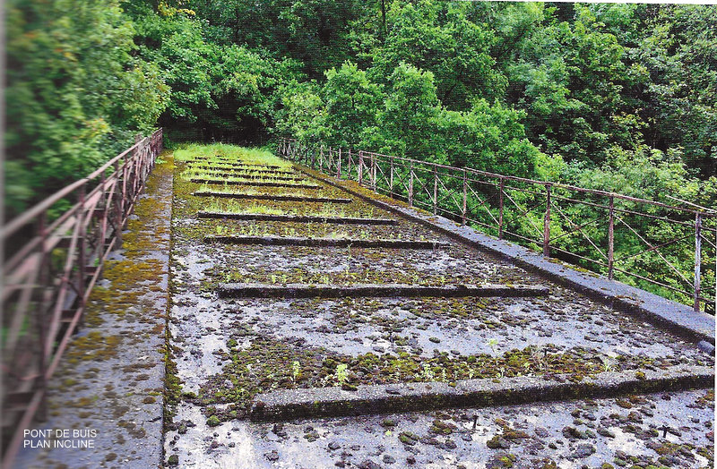 Pont de Buis dans les années 1914/18 : le rail au service de la guerre Scan-042