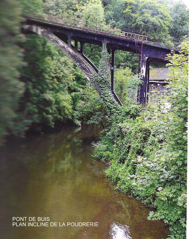 Pont de Buis dans les années 1914/18 : le rail au service de la guerre Scan-043