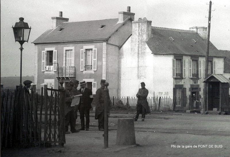 Pont de Buis dans les années 1914/18 : le rail au service de la guerre Scan-044