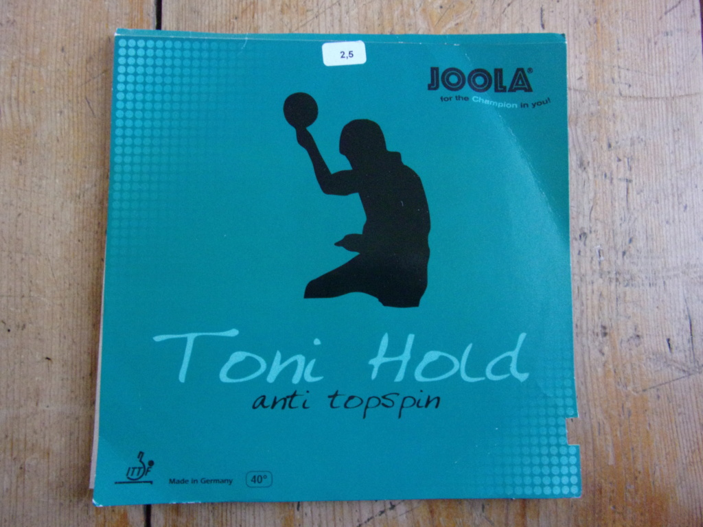 ANTI TOP JOOLA TONI HOLD 60 %  123_5420