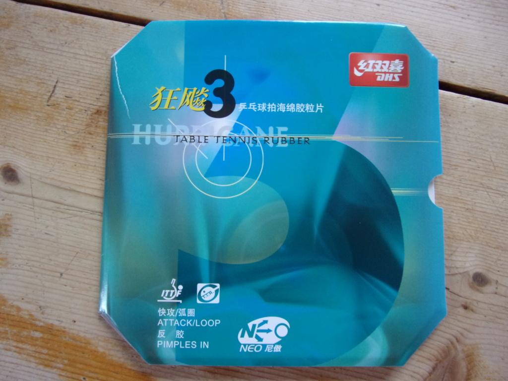 DHS HURRICANE 3 Neo à 50% 2511