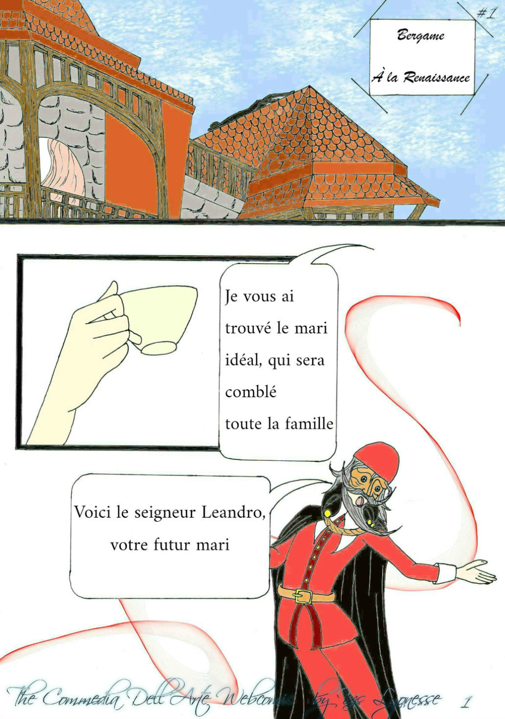 The Commedia Dell'Arte Webcomic -_p_111