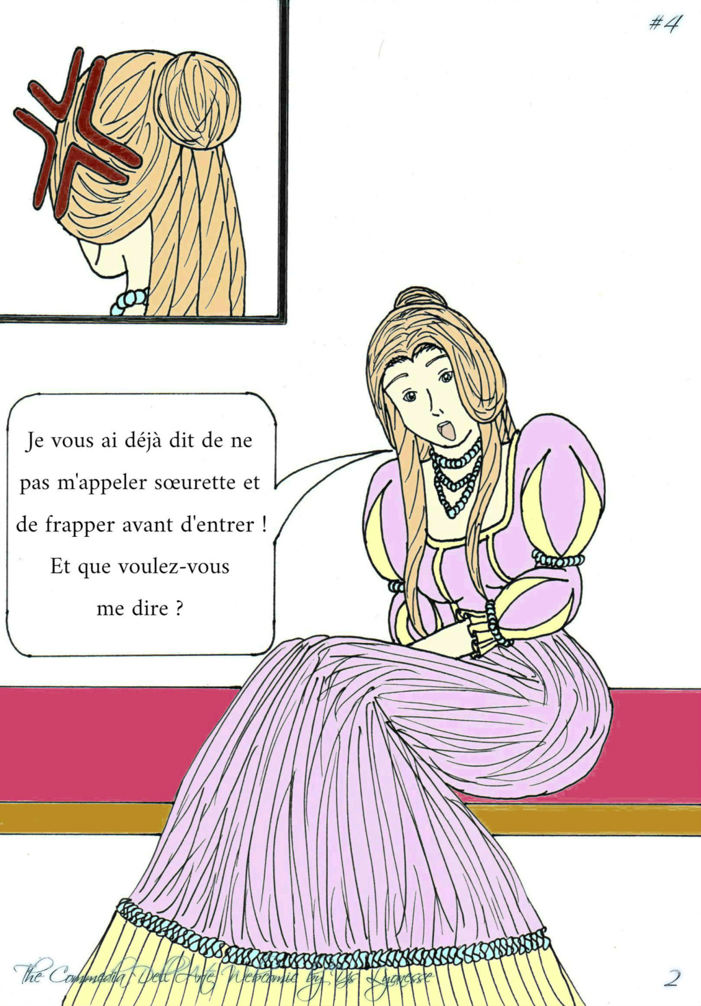 The Commedia Dell'Arte Webcomic 212