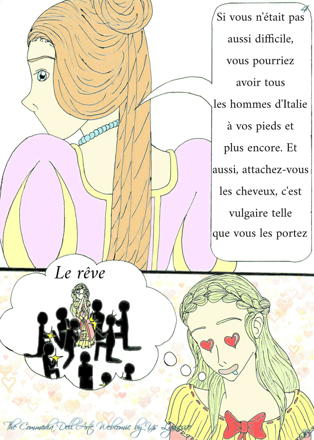 The Commedia Dell'Arte Webcomic 811