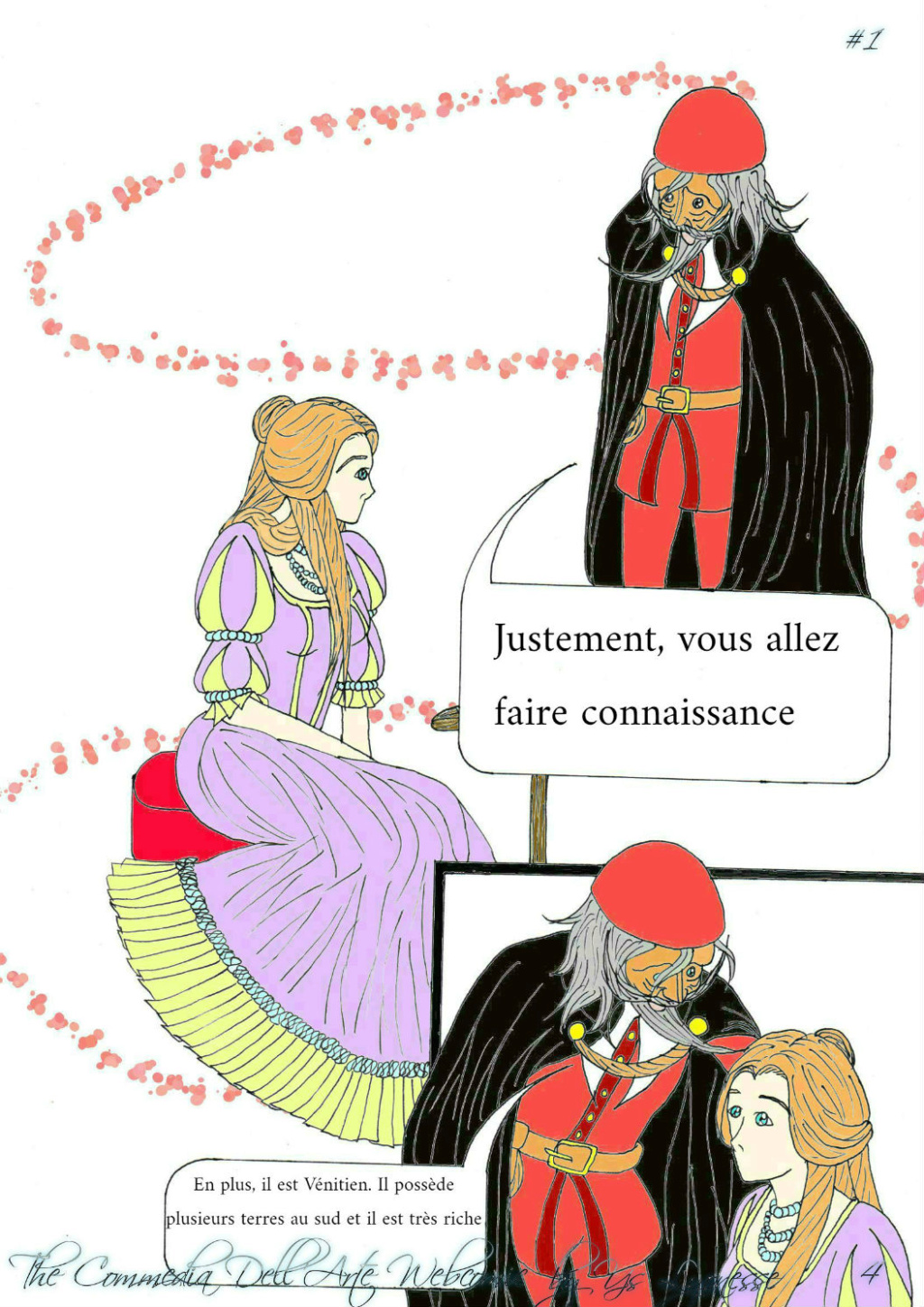 The Commedia Dell'Arte Webcomic _p_411