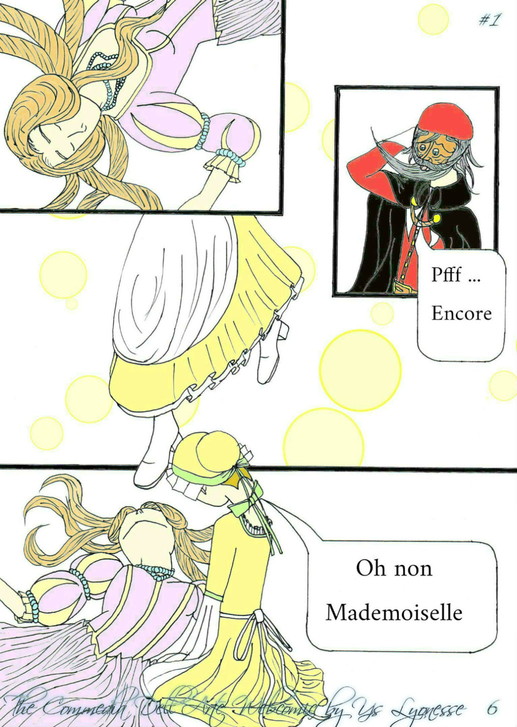 The Commedia Dell'Arte Webcomic _p_611
