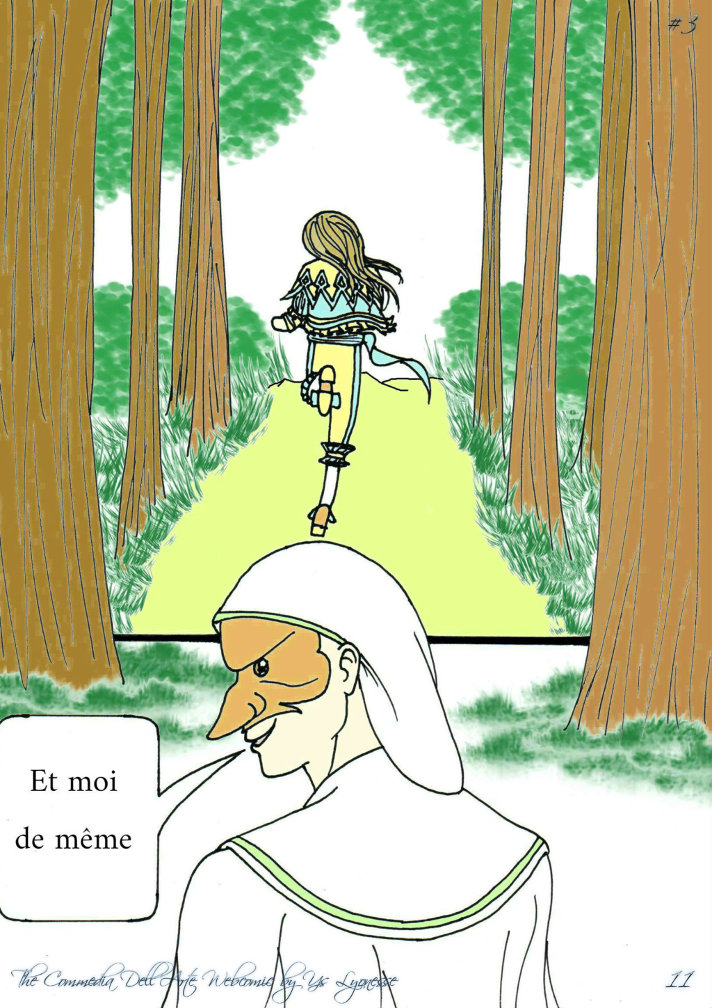 The Commedia Dell'Arte Webcomic P_1112
