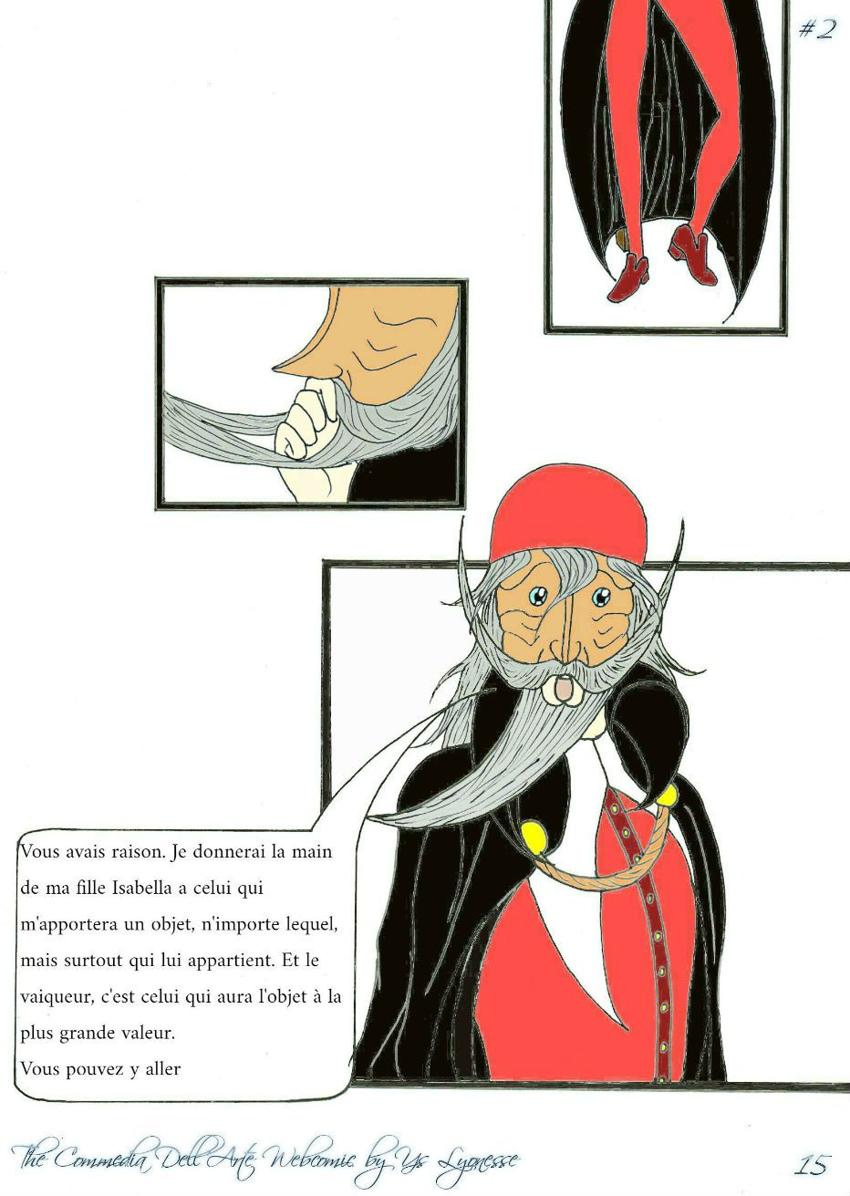 The Commedia Dell'Arte Webcomic P_1511