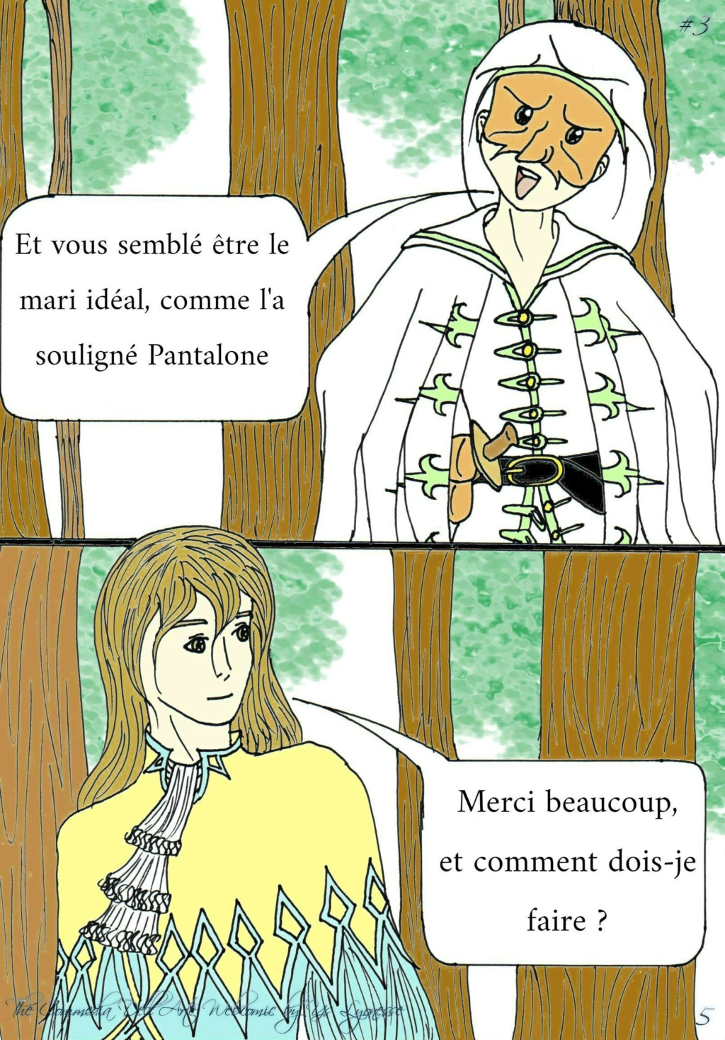 The Commedia Dell'Arte Webcomic P_513