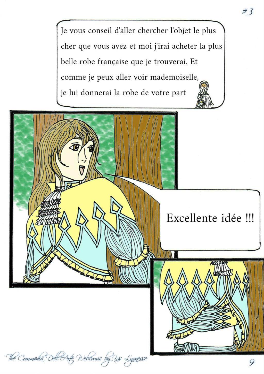 The Commedia Dell'Arte Webcomic P_912